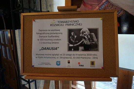 Piwniczna, Poland: opis wystawy