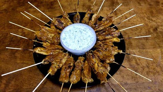 BackPorch Market: Tandoori Chicken Skewers