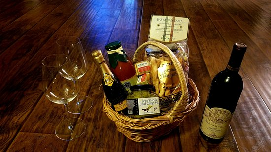 Grass Valley, CA: Gift Baskets