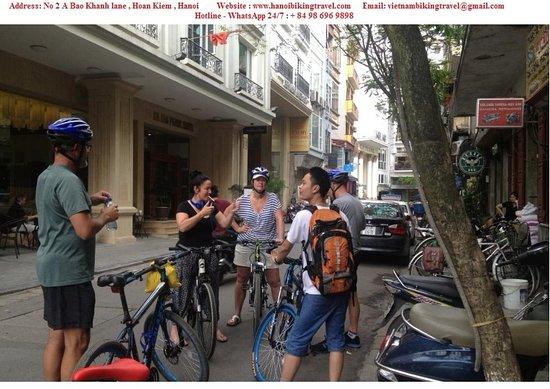 Hanoi Biking Travel