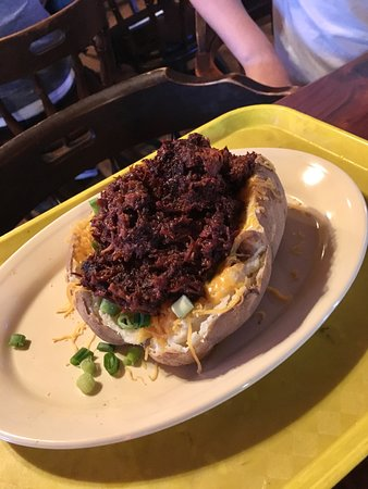 Atascocita, TX: Loaded Potato