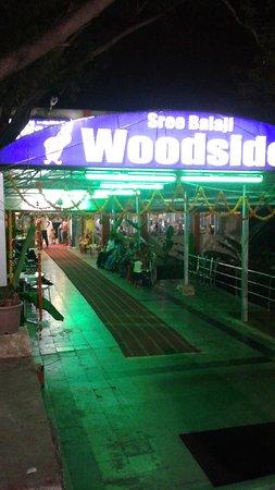 Tirumala, India: Sree Balaji Woodside