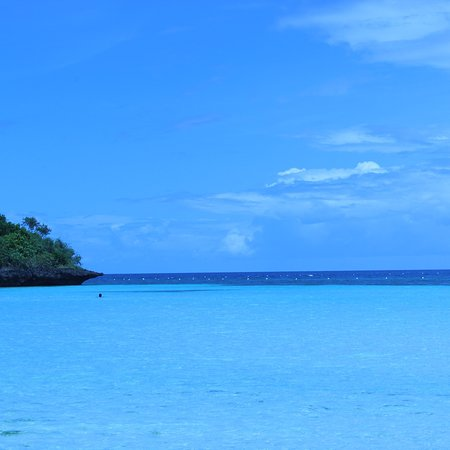 Pacijan Island, Philippinen: Beautiful crystal clear and white sand. If you love the beach come and visit this place.