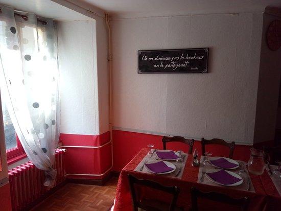 Bort-les-Orgues, Francia: notre petit chez nous