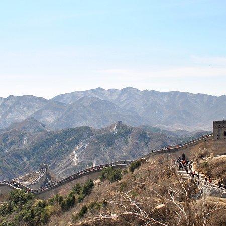 Great Wall at Bailing Pass: photo1.jpg