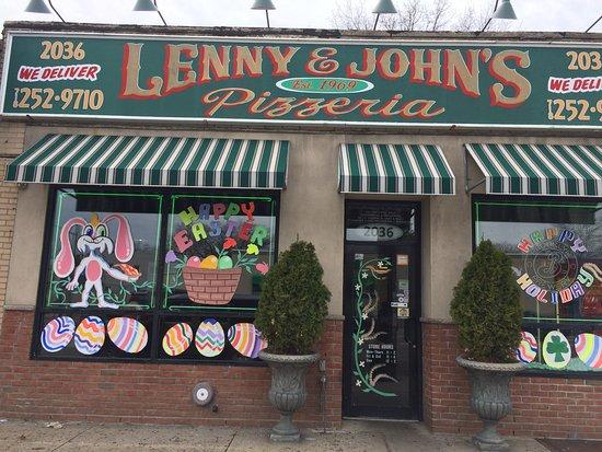 Lenny John S Pizzeria Restaurant