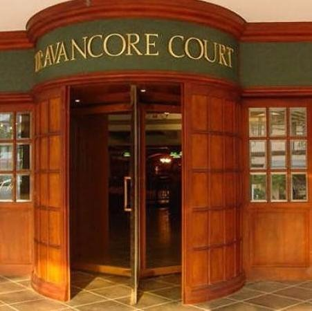 Travancore Court by Spree : Entrance