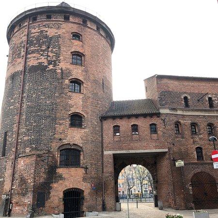 Brama Stagiewna in Gdansk