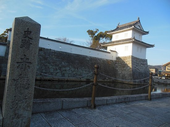 Remains of Ako Castle: 赤穂城跡
