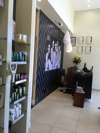 Helensvale, Australia: Enjoying a facial, massage and pedicure today! OMG!!!!!