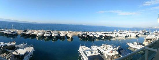 Podstrana, Croatia: Marina Lav, view from room