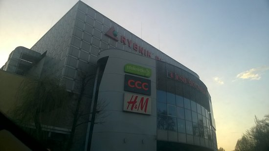 Rybnik Plaza Shopping Center