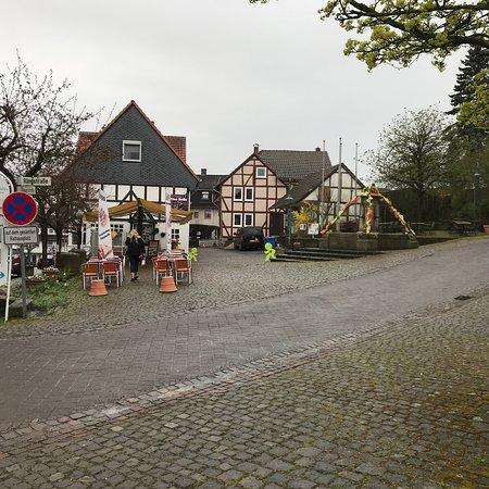 Unser Lieblingscafé/ Gelateria in Bad Zwesten mit dem allerbesten Tiramisu ! 🍀👍😊.   In der Or