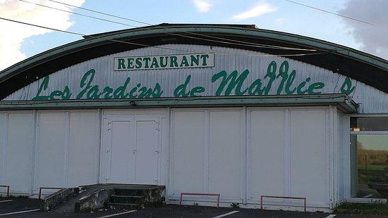 Maffliers, Frankrijk: entrée