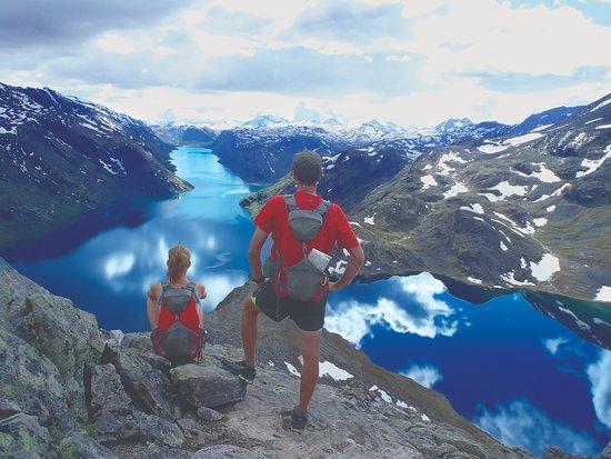 STG summer tours in North Scandinavia