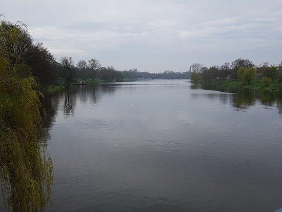Münster, Alemania: Ruhe pur