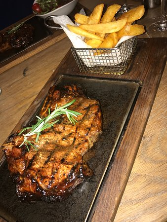 Berea, South Africa: Steak