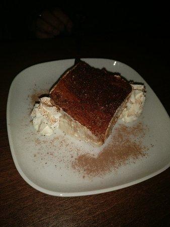 Italian Steak House Ristorante Pizzeria: Dessert was amazing! The Chocolate Fudge Cake was chocolate heaven and the Tiramisu was light an