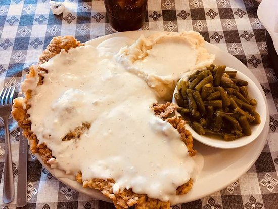 Linden, TX: Chicken Fried Heaven
