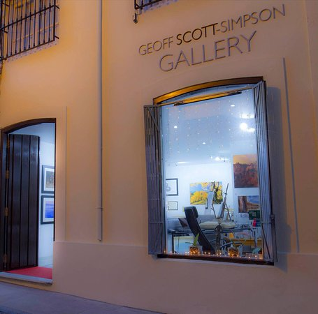 Geoff Scott Simpson Gallery