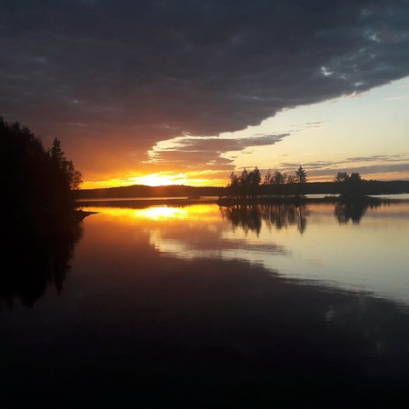 Hirvensalmi, Finland: Some photos from earlier years.