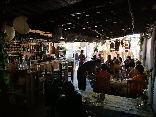 Wynberg, África do Sul: BONGOS