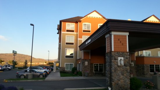 Peppertree Inn in Omak