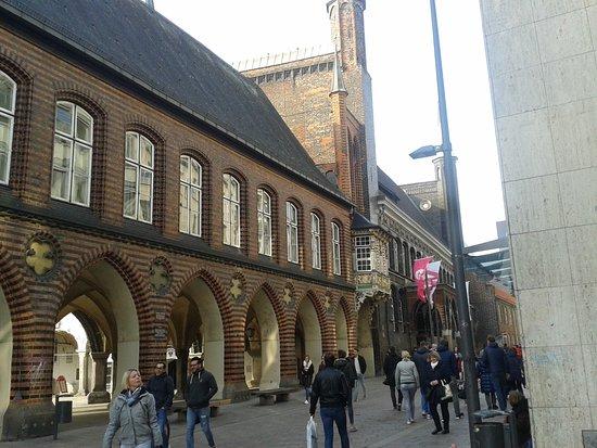 Altstadt Lübeck: Rathaus