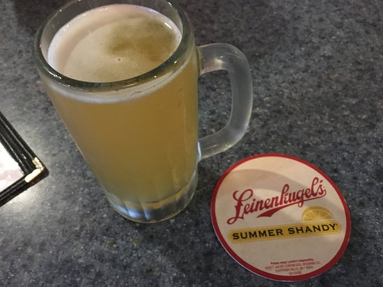 Montevideo, MN: The Summer Shandy