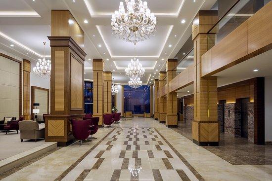 بريدة, المملكة العربية السعودية: The Hotel Lobby