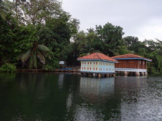 Dodanduwa, ศรีลังกา: lagoon