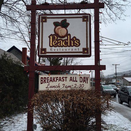 Peach's : You're here! Get ready for some great good!!!