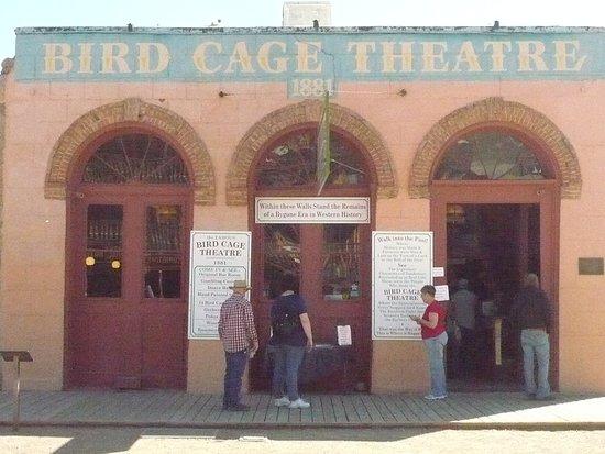 Bird Cage Theatre: Original Birdcage Theatre
