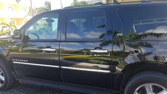 Dominican Airport Transfers DAT: Vehicle was very clean.