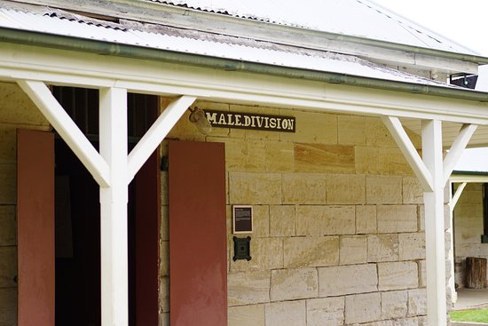 Mens Division Entry Door