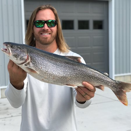 Blue Line Fishing Charters: Here is what you can expect to catch on Blue Line !!