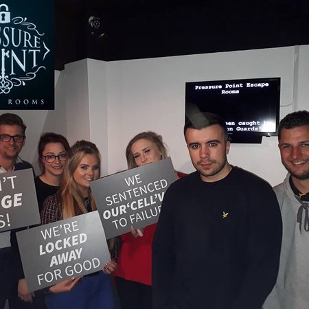 Pressure Point Escape Rooms Kent