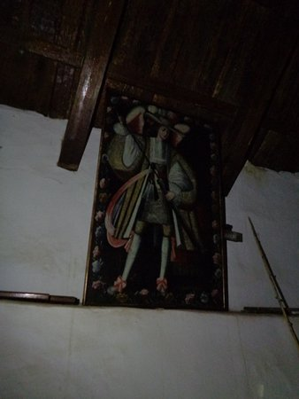 Uquia, อาร์เจนตินา: Uno de los tres que se encuentran en la Sacristía