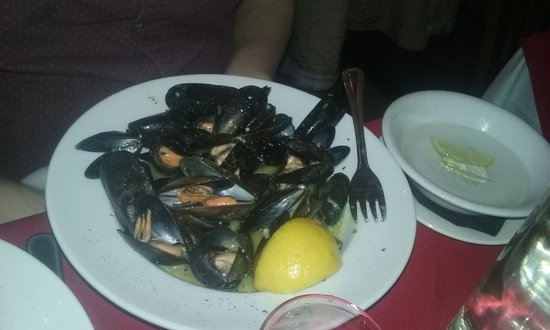Spaghetti Tree - Sutton: mussels special dish