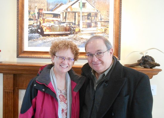 Bayberry House Bed & Breakfast: Chris and Karine, the innkeepers, photograph each of their guests. It's a nice touch!