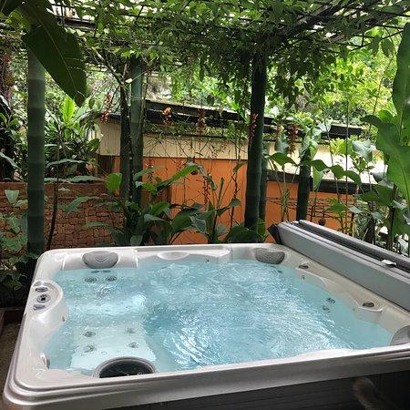 Cerro Azul, Panama: Un hotel para disfrutarlo en pareja, claro que se puede ir con amigos.. pero es muy romántico y