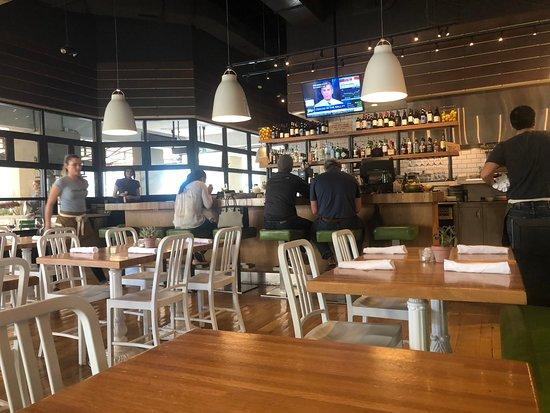 Inside the restaurant - Picture of True Food Kitchen, Phoenix ...