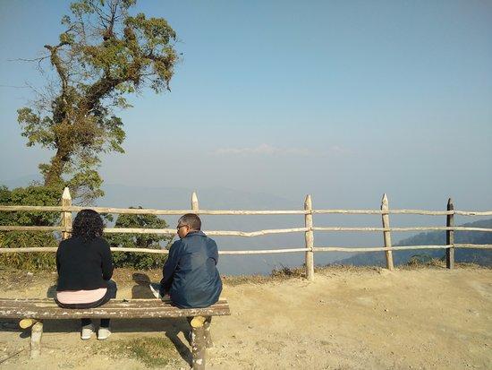 Rishop, Indien: Kunchenjungha view point