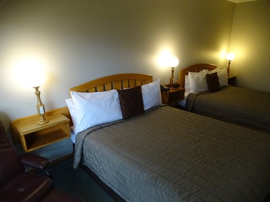 Mackenzie Country Inn: Chambre 51.