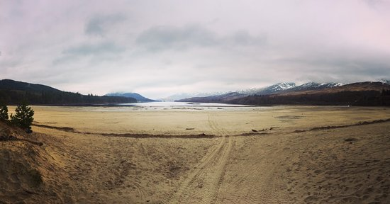 Quad Bike Tours: Ardverikie Beach