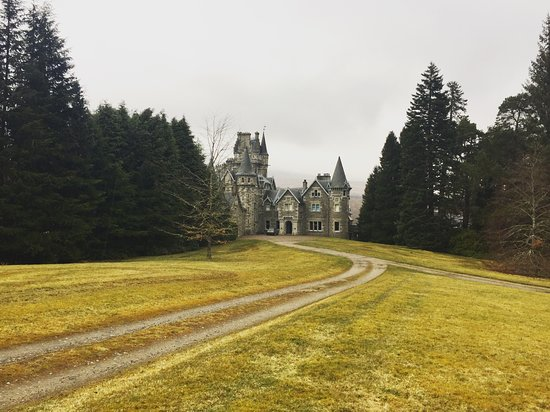 Quad Bike Tours: Ardverikie House
