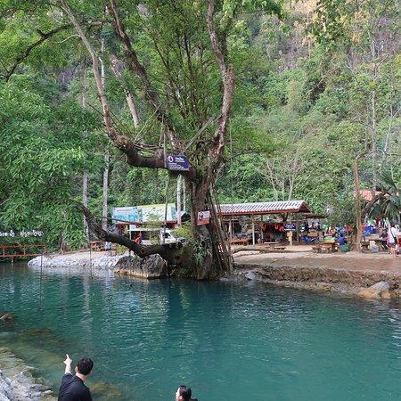 Tham Phu Kham Cave and Blue Lagoon: photo3.jpg