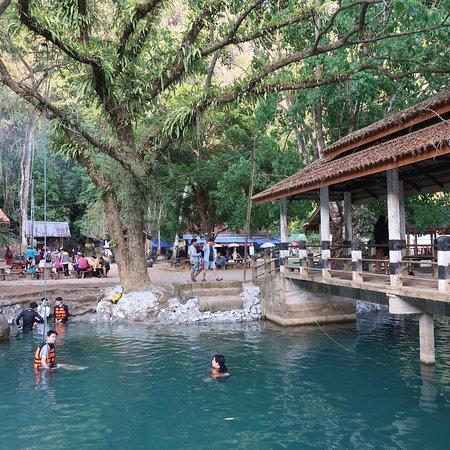 Tham Phu Kham Cave and Blue Lagoon: photo4.jpg