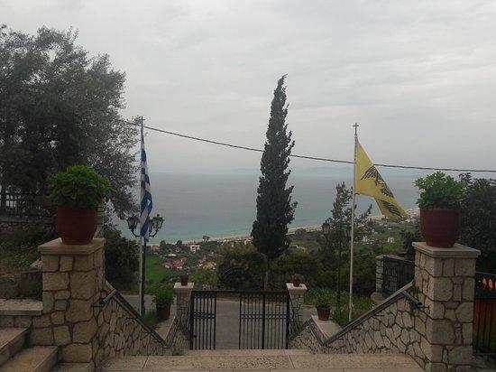 Tsoukaladhes, Grekland: Μονη Φανερωμένης Λευκάδα