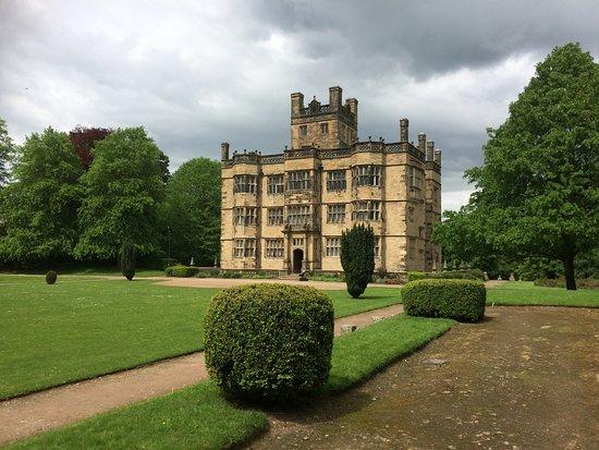 Padiham, UK: Gawthorpe Hall - May 2017